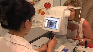 лечение отслойки сетчатки в Израиле фото 1