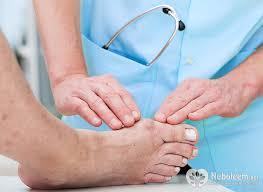 деформации пальцев стопы